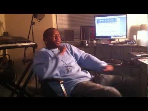 LJ Echols - Your Love (Live in Studio)