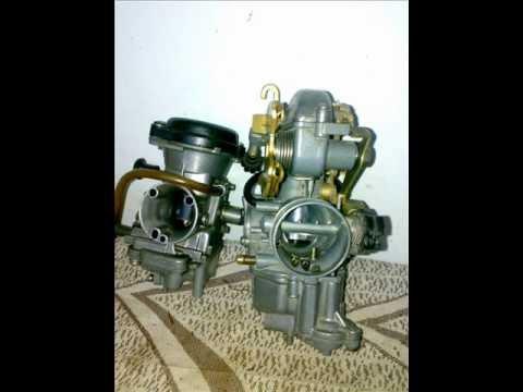 Howto Memasang Karburator Honda Tiger Di Suzuki Thunder 125 Do