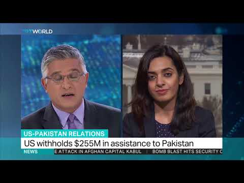 US-Pakistan Relations: Madiha Afzal talks to TRT World