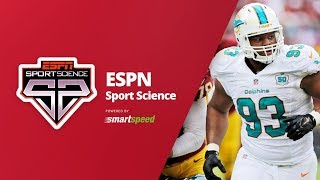 ESPN Sport Science - Ndamukong Suh and SMARTSPEED