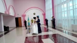 Красивый свадебный танец!