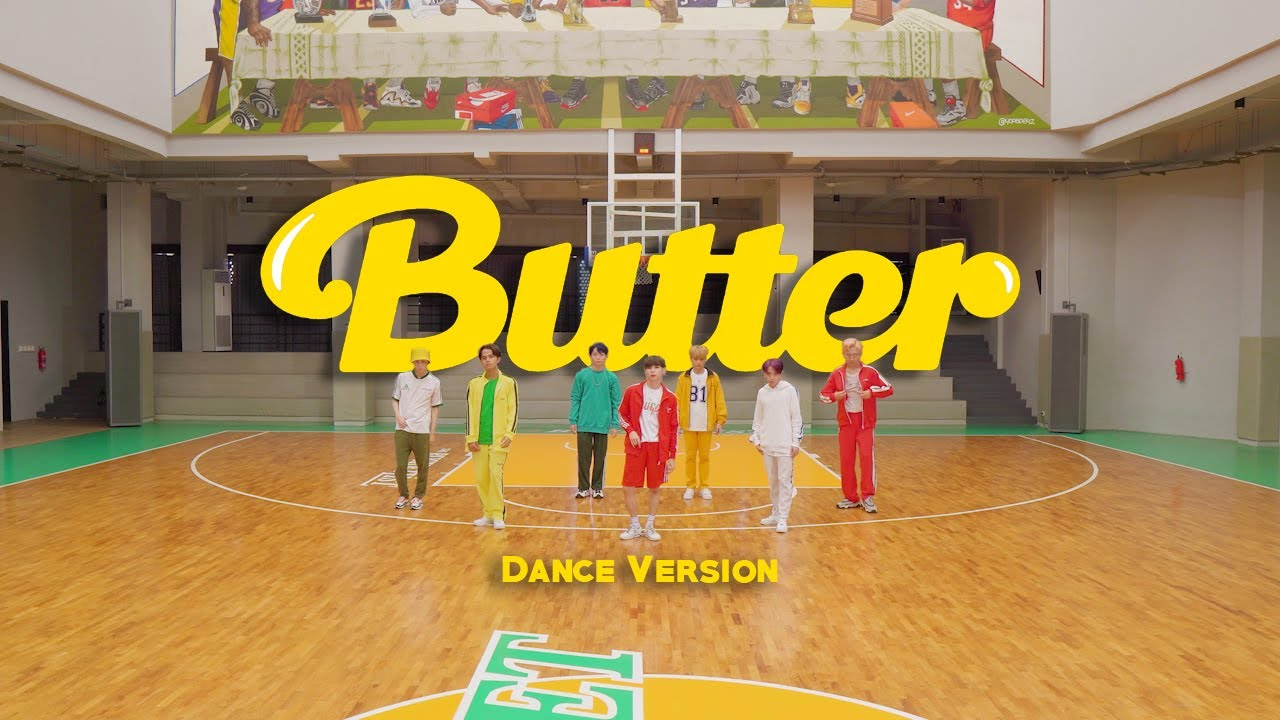 BTS BUTTER (방탄소년단) DANCE VERSION BY INVASION DC FROM INDONESIA