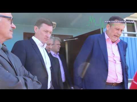 Региональная программа расселения аварийного жилья в Ивангороде на контроле у Александра Дрозденко