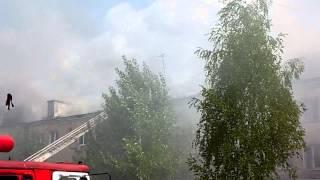 Пожар в Тагиле