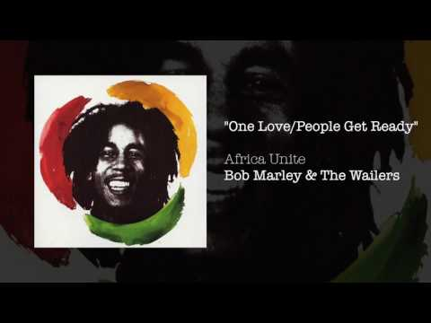 """""""One Love/People Get Ready"""" - Bob Marley & The Wailers   Africa Unite (2005)"""
