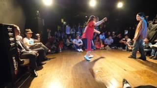 Akari vs SHUN FINAL アシサバキ vol.2 FREESTYLE FOOT MOVE DANCE BATTLE thumbnail
