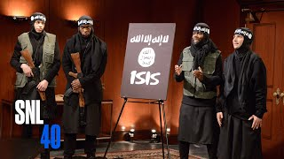 Shark Tank - Saturday Night Live(A pair of radical thinkers tries to sell the Sharks on an up-and-coming organization: ISIS. Get more SNL on Hulu Plus: http://www.hulu.com/saturday-night-live ..., 2014-11-02T09:11:12.000Z)