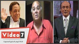 شيخ الملقنين يكشف أسرار كبار نجوم المسرح..مفاجئات عن عادل إمام ومحمد صبحى