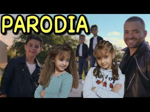 Nacho - Happy Happy ft. Los Mendoza - PARODIA - KARAOKE - Valeria Luis - ESPECIAL 60.000 Subs