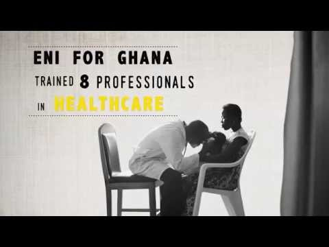 Eni in Ghana - #energy4integration | Eni Video Channel