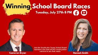 #WINNING School Board Races