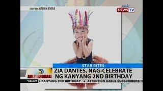 BT: Zia Dantes, nag-celebrate ng kanyang 2nd birthday