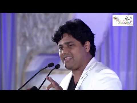 Imran Pratapgarhi Bengluru/Banglore Mushayra Part 1 HD 2017