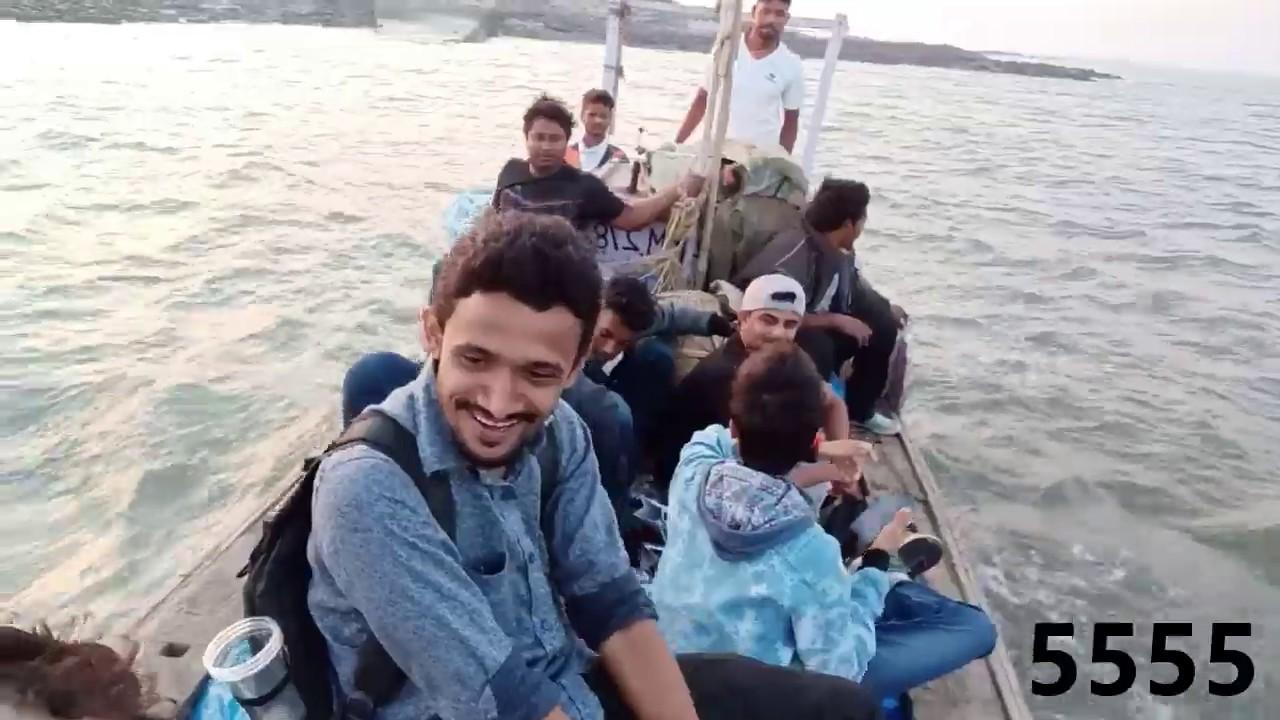 5555 Boat Ride Ambu Island Mumbai