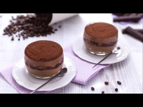 Chocolate tiramisu - recipe - YouTube
