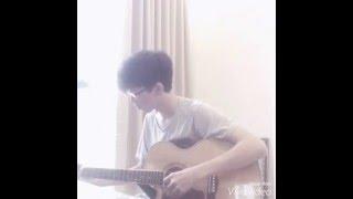 (Bé tồ) Người và ta guitar cover
