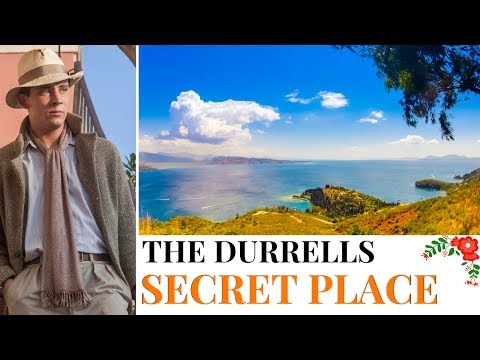 The Durrells in Corfu | Larry