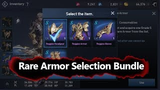 Lineage 2 Revolution Rare Armor Selection Bundle