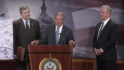 Senators Announce Bipartisan, Sweeping Flood Insurance Reform Bill