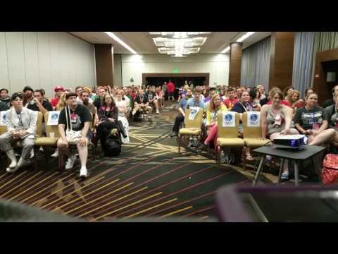 American Ninja Warrior at Dragoncon 2015