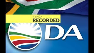 DA to name Federal chairperson