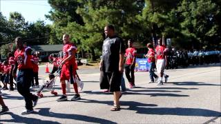 Denbigh Day Parade 2013 - Denbigh Patriots Youth Football