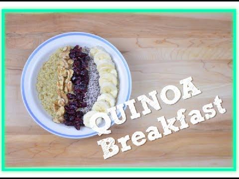 Quinoa Breakfast | SIMPLE & HEALTHY