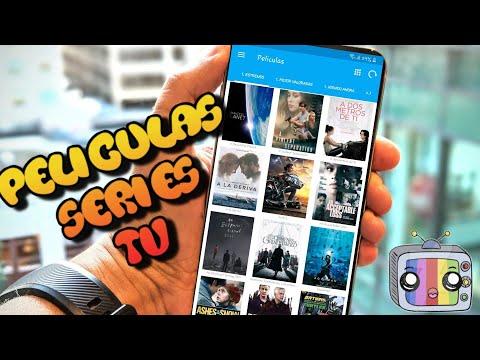 Nueva App Para Ver TV, PELICULAS, SERIES Y Radio Todo En Uno Para Tu ANDROID 📺 😍