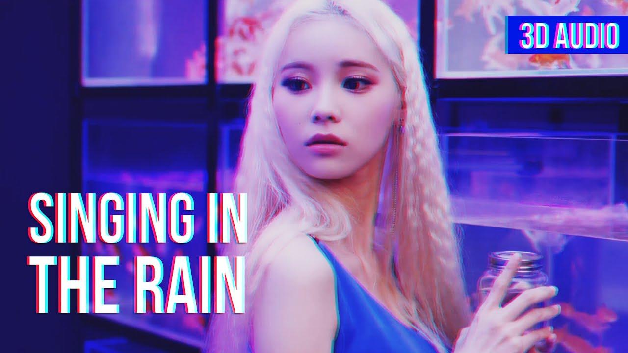 LOONAJinSoul  Singing in the Rain 3D Audio  YouTube
