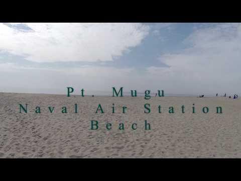 Point Mugu Naval Air Station Beach