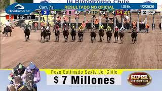 Vidéo de la course PMU PREMIO HUY HUY