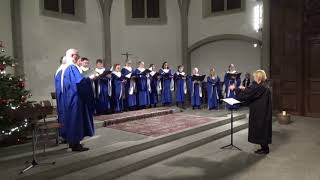 Lessons and carols   Bruckner Virga Jesse