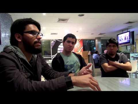 Entrevista a Josue, Aaron y Fernando