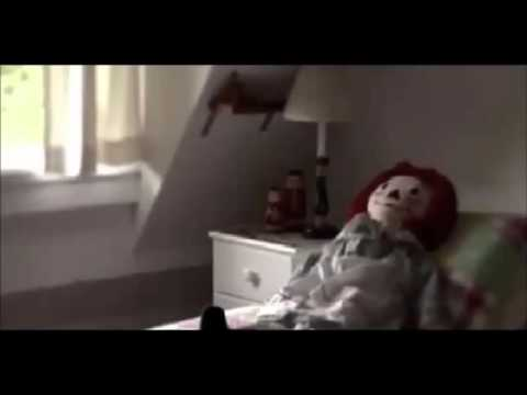Annabelle Movie True Story (is Real) HD