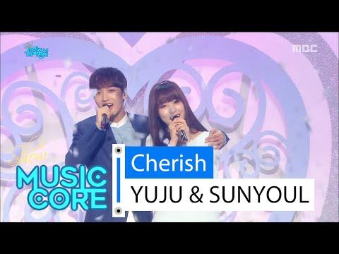 [HOT] YUJU& SUNYOUL - Cherish, 유주&선율 - 보일 듯 말 듯 Show Music core 20160312