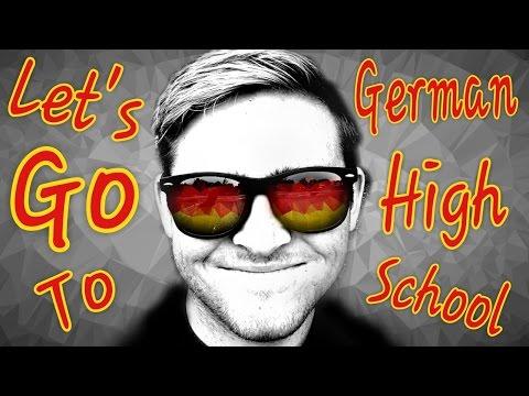 Let's Go to German High School | Week 11 of My Year in Germany