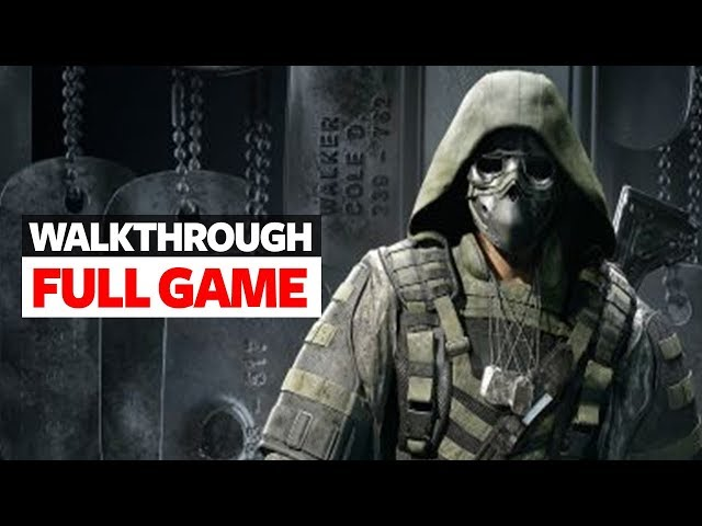 Ghost Recon Breakpoint Walkthrough Part 1 - Lets Play Ghost Recon Breakpoint Story Mode