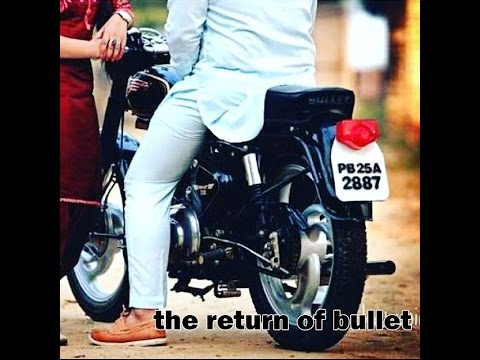 Kaim Sarao  the return of bullet  2017 punjabi songs  Latest Punjabi Song 2017