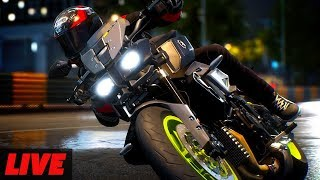 Ride 3 - The Motorcycle Sim Livestream