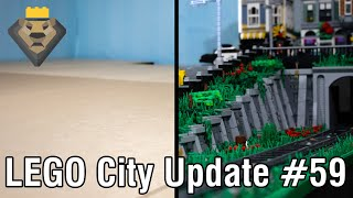 LEGO City Update #59 1st April 2020 Destroying The City!