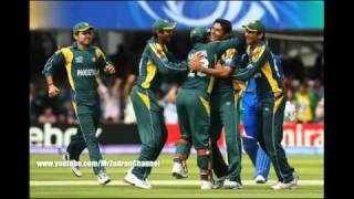 world cup song 2011 for pakistan  cricket team