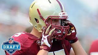 Chris Lindstrom NFL Draft Tape | Boston College G