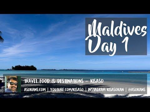 Veligandu Island Resort Trip - Day 1   Maldives Vlog   Resorts In Maldives