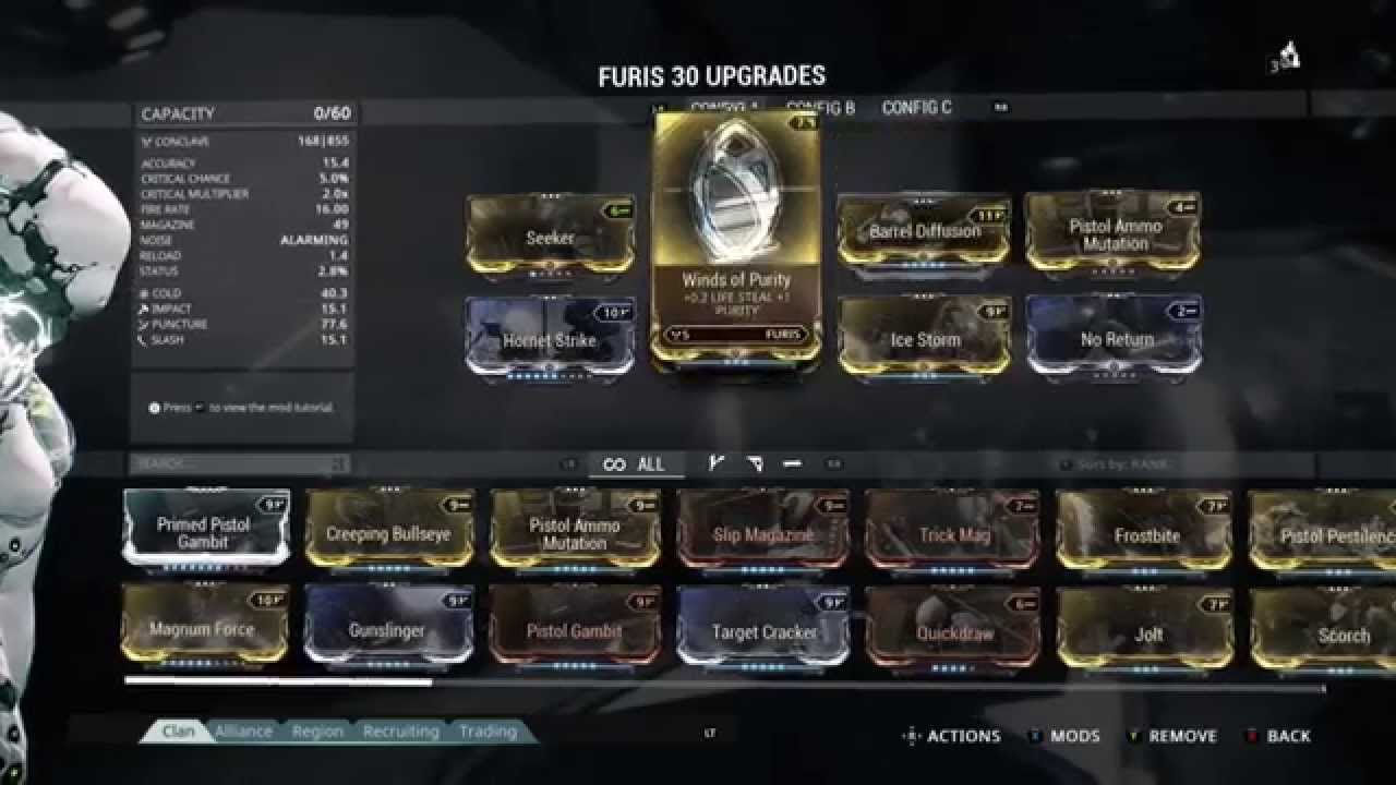 Warframe cheats: Where and how to build every Warframe ...
