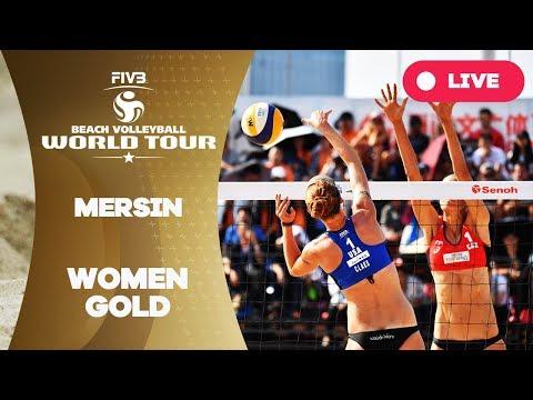 Mersin - 2018 FIVB Beach Volleyball World Tour - Women Gold Medal Match