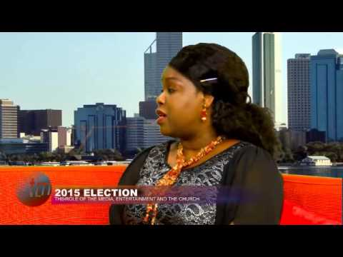 This Morning Show: The Role of Media & Church in Nigeria 2015 Election