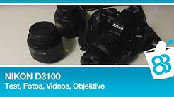 Nikon D3100 Test, Fotos, Videos, Objektive (Deutsch)
