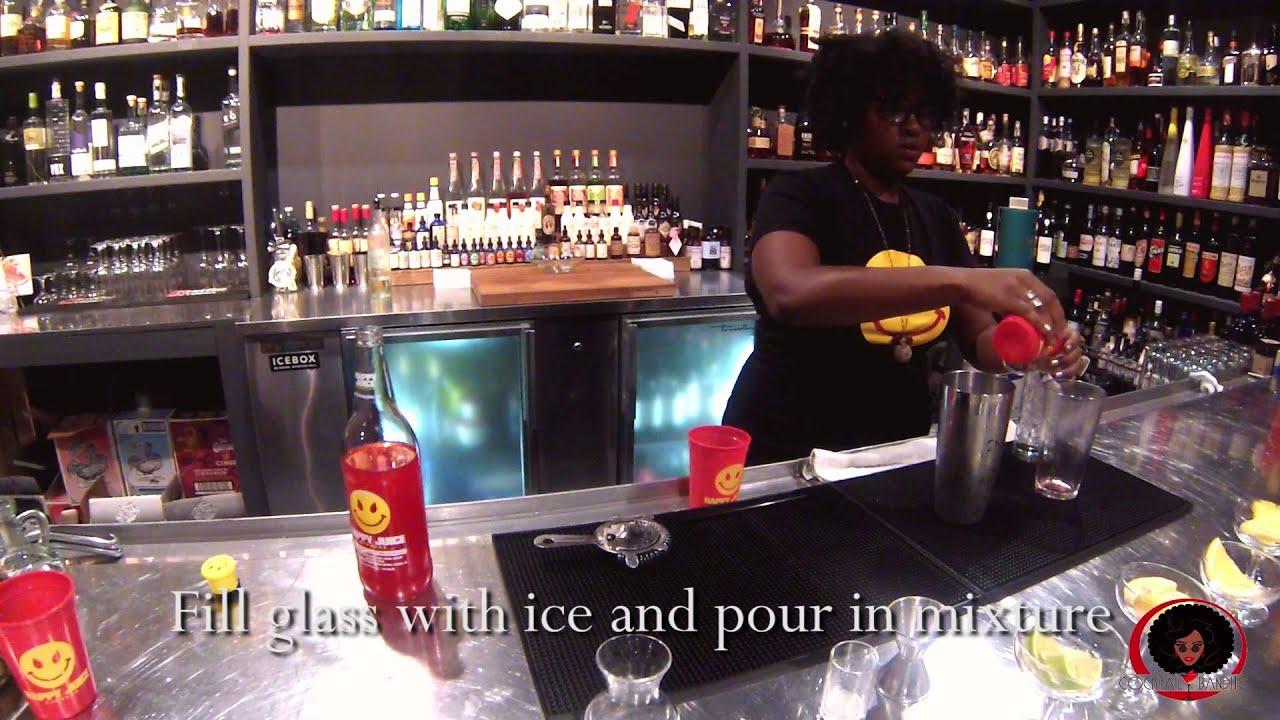 Cocktail Bandits | Happy Juice | x @jigalowceo
