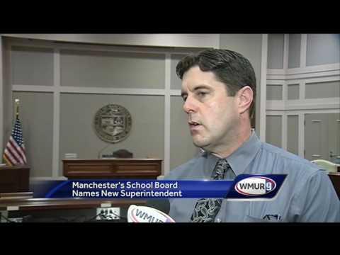 Manchester Hires New Superintendent To Lead School District