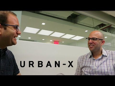 Urban-X Accelerator | Engineering the City as a Service | Micah Kotch